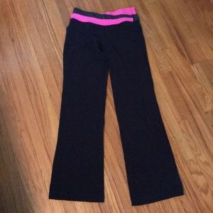 Lulu lemon yoga pants